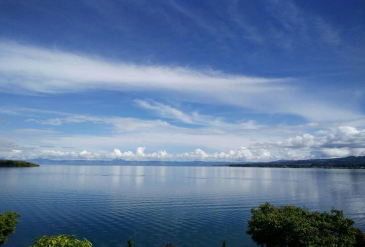 Saulina Resort Parapat - surrounding