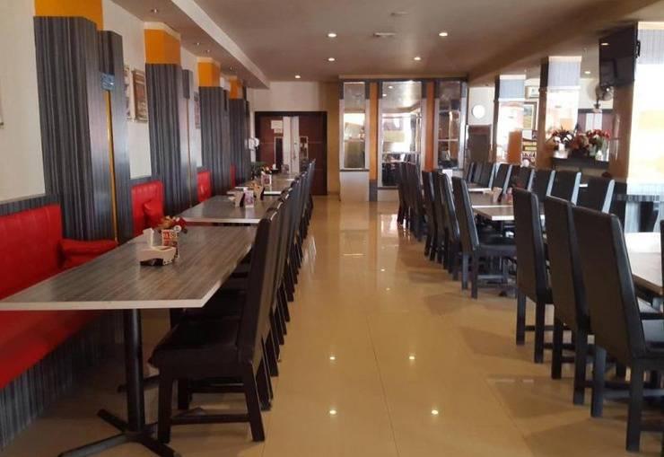 NIDA Rooms Topaz Raya Panakkukang Makassar - Restoran