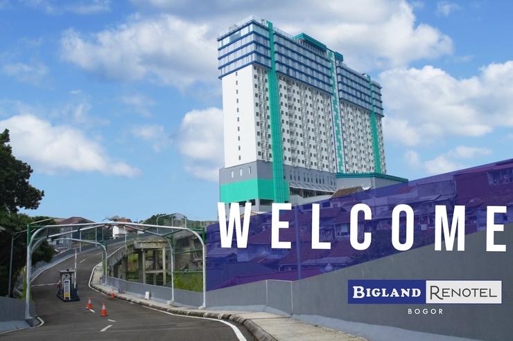 Bigland Renotel Bogor Bogor - exterioir