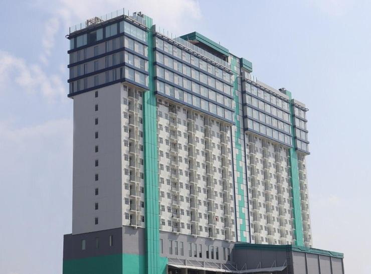 Bigland Hotel Bogor Bogor - building