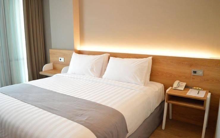 AllStay Hotel Semarang - Kamar tamu