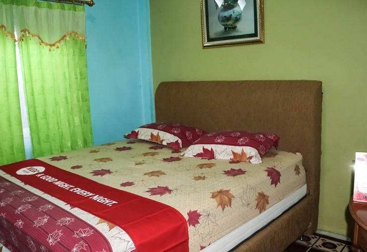 NIDA Rooms Setan 6B Istana Maimun - Kamar tamu