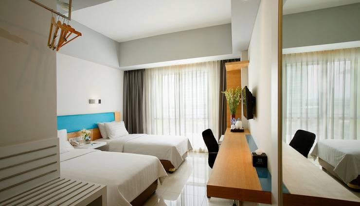 BATIQA Hotel and Apartments Karawang - Twin Room