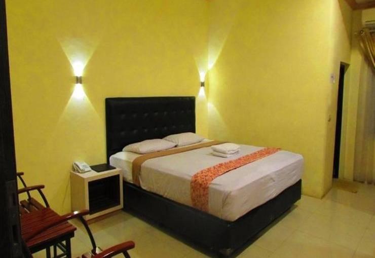 Golden Vella Hotel Pangkalpinang - Kamar tamu