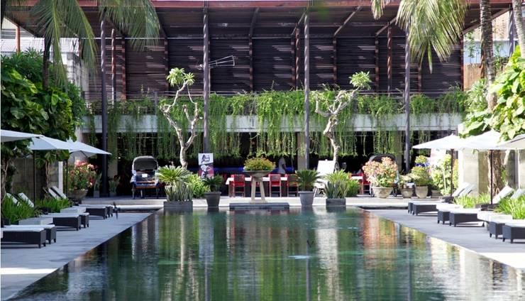 Oasis Kuta Bali - Pool