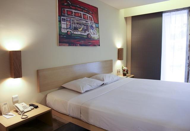 Oasis Kuta Bali - Bedroom