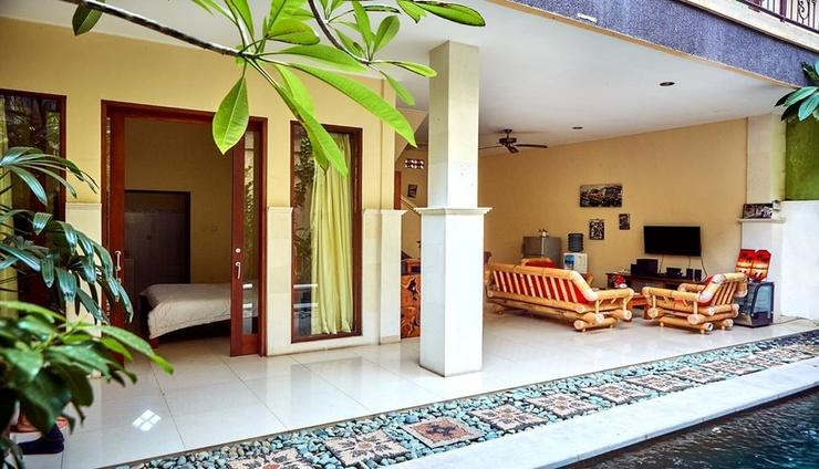 Villa Jenja Bali - Interior