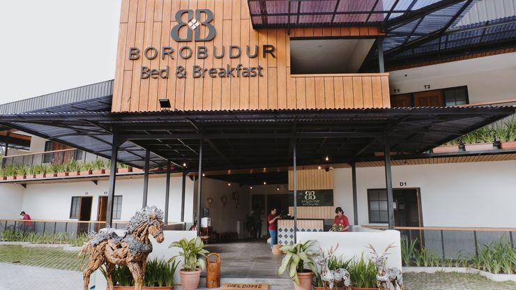 Borobudur Bed and Breakfast Magelang - Exterior