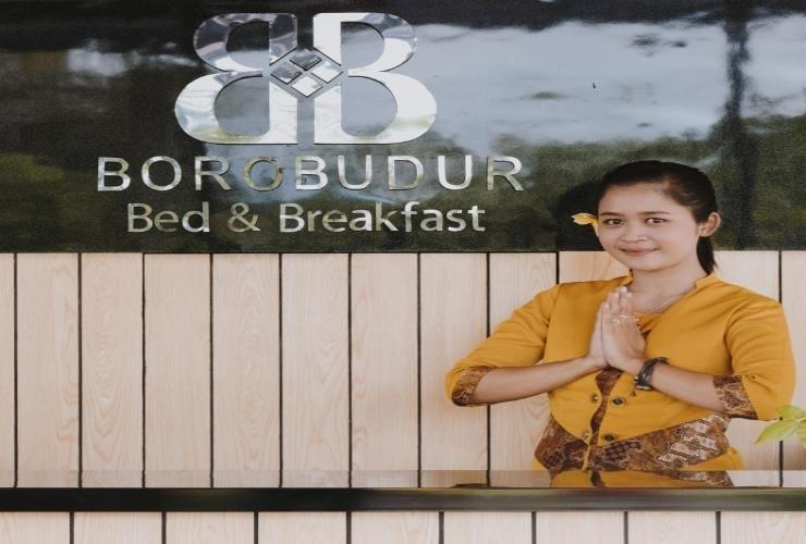 Borobudur Bed and Breakfast Magelang - appearence