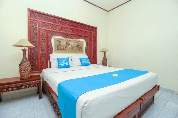 Airy Sanur Hang Tuah 84 Bali Bali - Deluxe Double