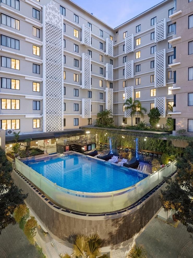 The Alana Hotel & Conference Center Malioboro Yogyakarta Yogyakarta - Pool