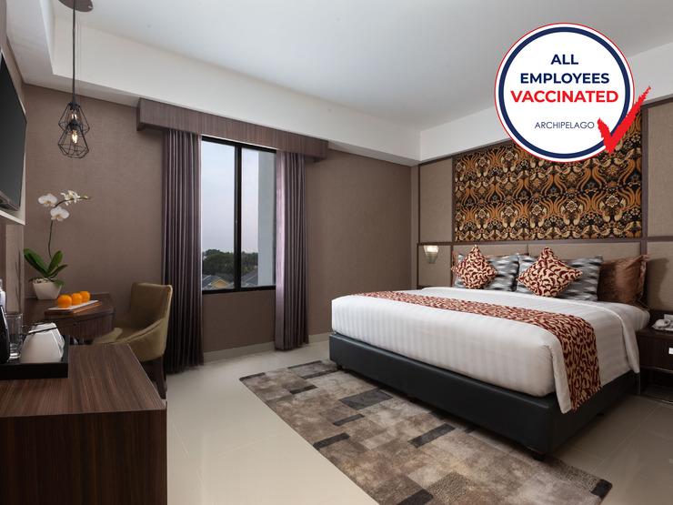 The Alana Hotel & Conference Center Malioboro Yogyakarta Yogyakarta - Hotel Vaccinated