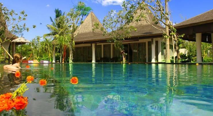 Pandawas Villas Bali - Kolam Renang