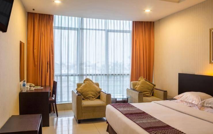 Palace Inn Medan - Kamar