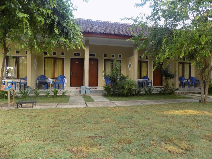 Imelda Homestay Lombok - Facade