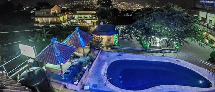Villa Panderman Indah Malang - view