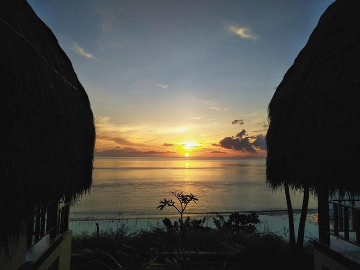 Song Cang Bungalow Bali - view