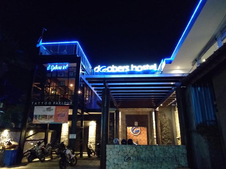 d'Gobers Hostel Seminyak by Gumilang Hospitality Bali - Hostel Enterance
