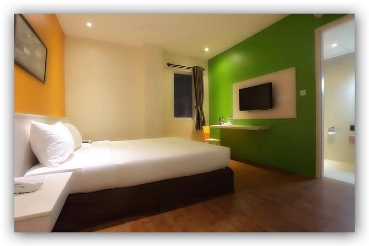 Dragon Inn Kemayoran - Guest room