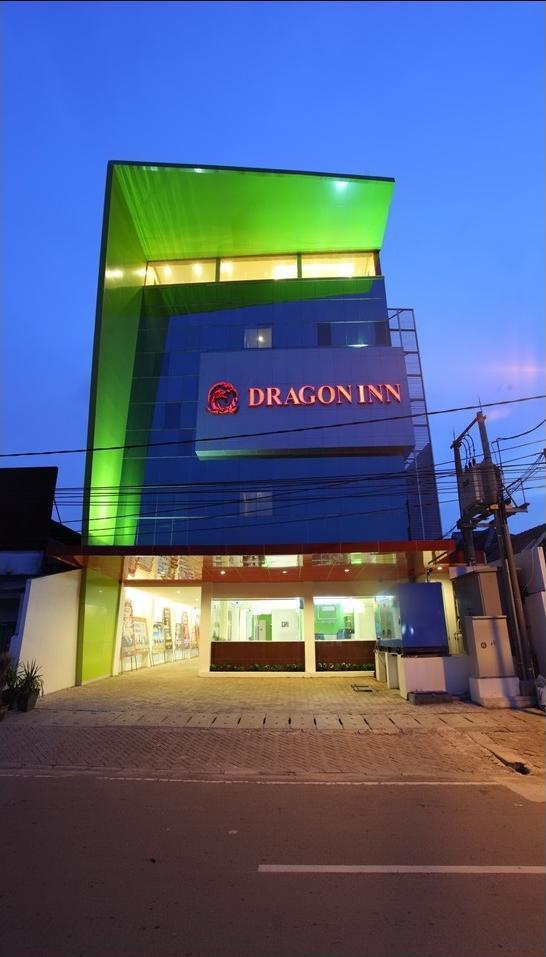 Dragon Inn Kemayoran - exterior