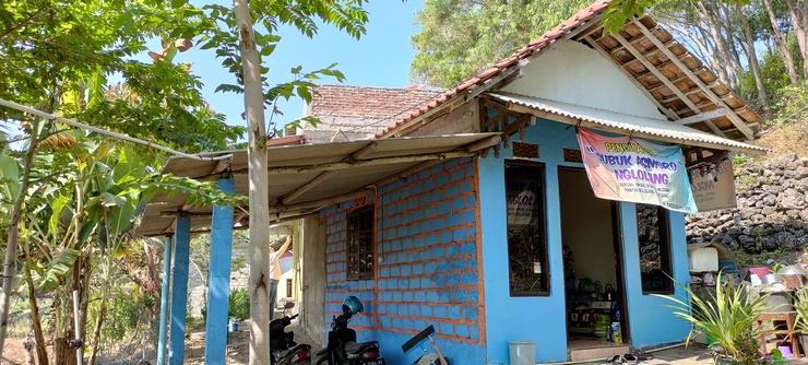 Gubuk Asmoro Nglolang Yogyakarta - Exterior