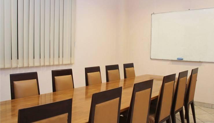 NIDA Rooms Semarang Veteran - Ruang Rapat