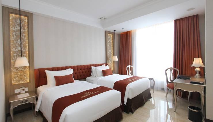 Grand Keisha Yogyakarta by Horison Yogyakarta - Twin Room