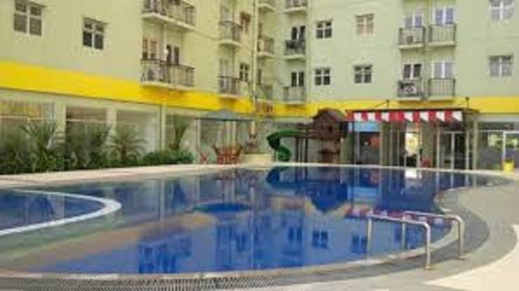 Metro Suite Bandung - Swimming