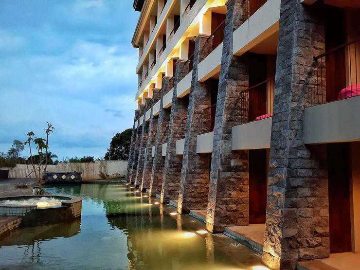 The Batu Hotel & Villas Malang - Exterior