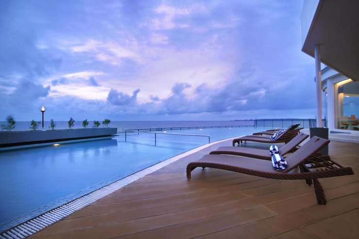 BW Suite Belitung - Infinity Pool