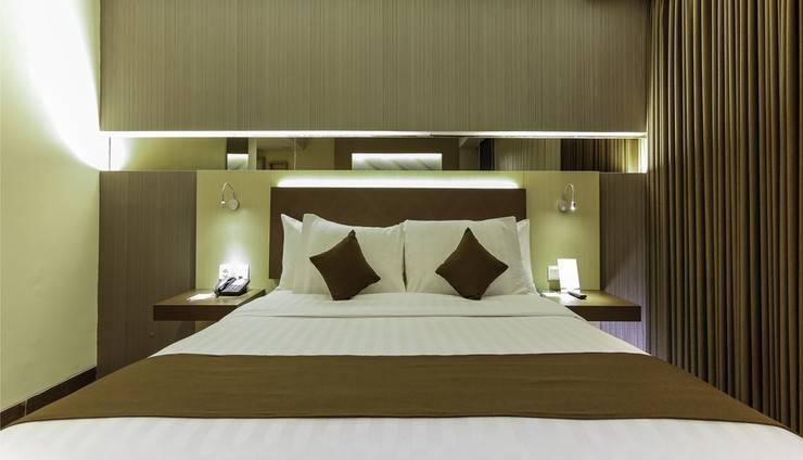 BW Suite Belitung - Tempat tidur