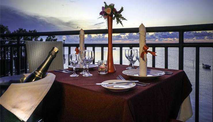 BW Suite Belitung - Makan malam romantis