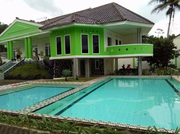 Green T Villa Bogor - Facilities