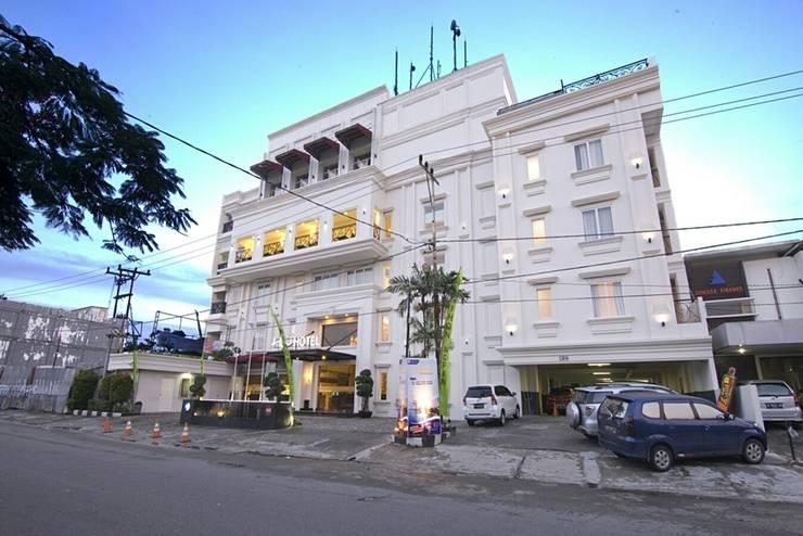 Tarif Hotel HW Hotel Padang (Padang)