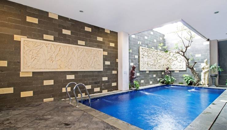 Safin Residence Cipete - Pool