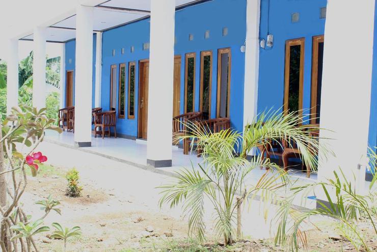 Danke Lodge Manggarai Barat - Balcony