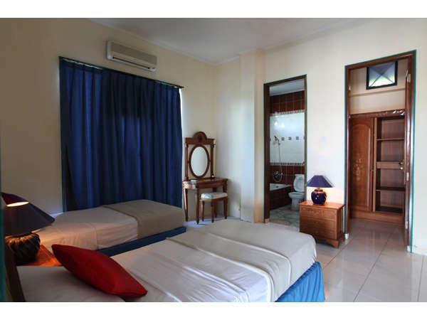 Sanur Seaview Hotel Bali - Superior - Kamar Twin