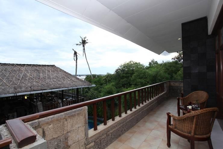 Sanur Seaview Hotel Bali - Junior Suite dengan sarapan