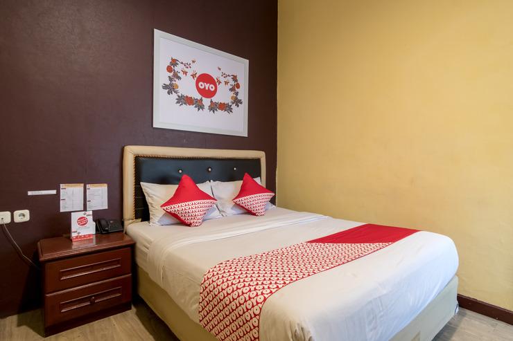 OYO 596 Wisma Sudirman Medan - Bedroom