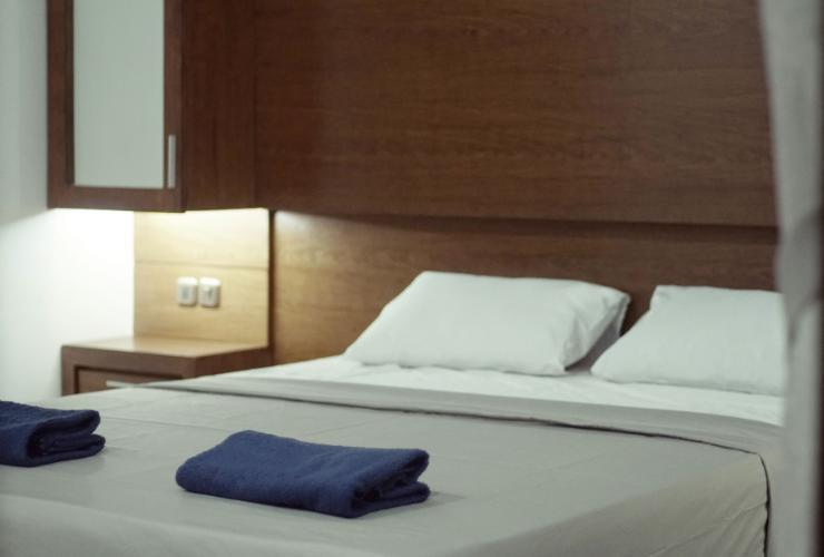 Villa Meno Spa and Beach Resort Lombok - Guest room