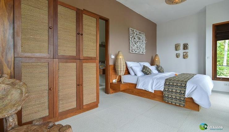 Villa Kapal Lovina Bali - Room