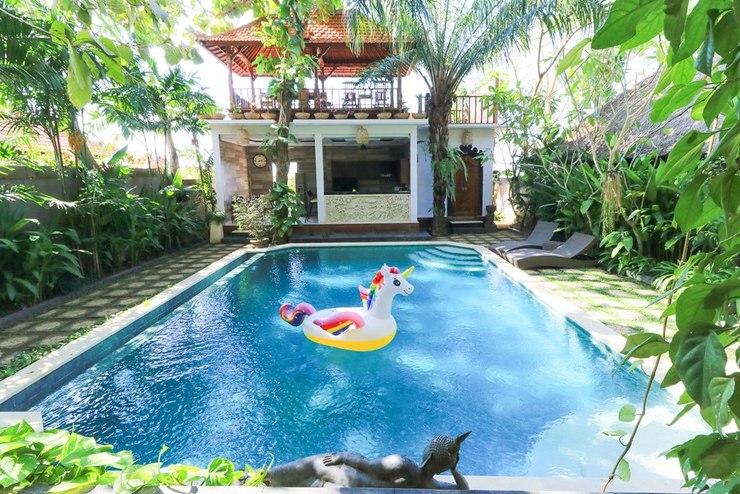 The Laras Jimbaran Bali - Swimming pool