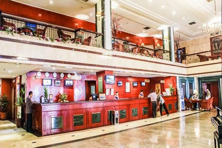 Hotel Soechi Medan - Resepsionis