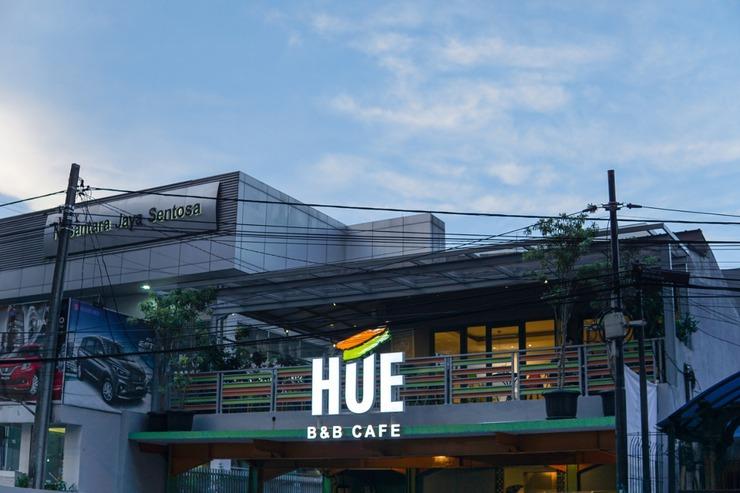 Hue B&B Bandung - Building
