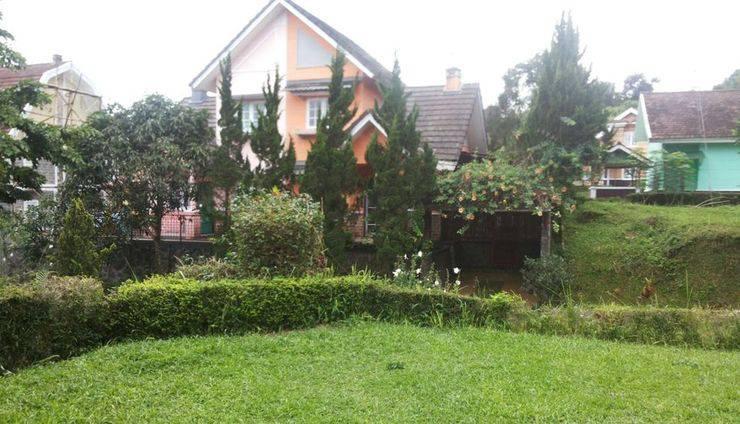 Harga Hotel Villa Sasky Ciater Highland Resort (Subang)