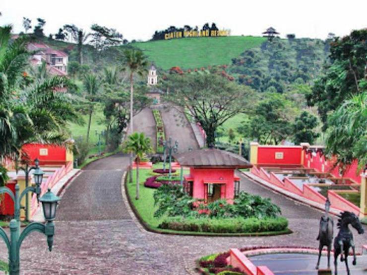 Villa Sasky Ciater Highland Resort Subang - Lokasi