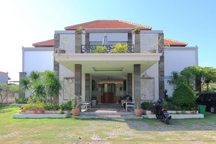 Airy Kuta Majapahit 39 Gang Teges Bali - Hotel Building