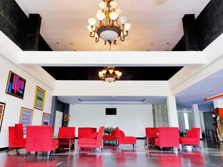 Grand Mutiara Hotel Bontang - Lobby