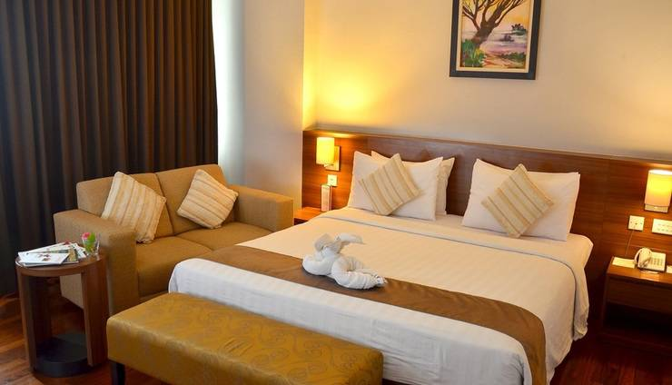 Grand Cakra Hotel Malang - Junior Suite