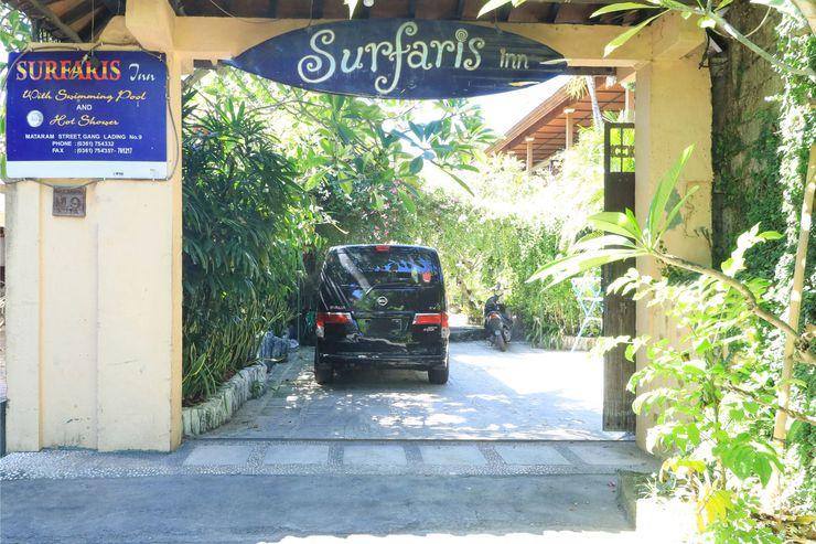 Surfaris Inn Bali - Exterior